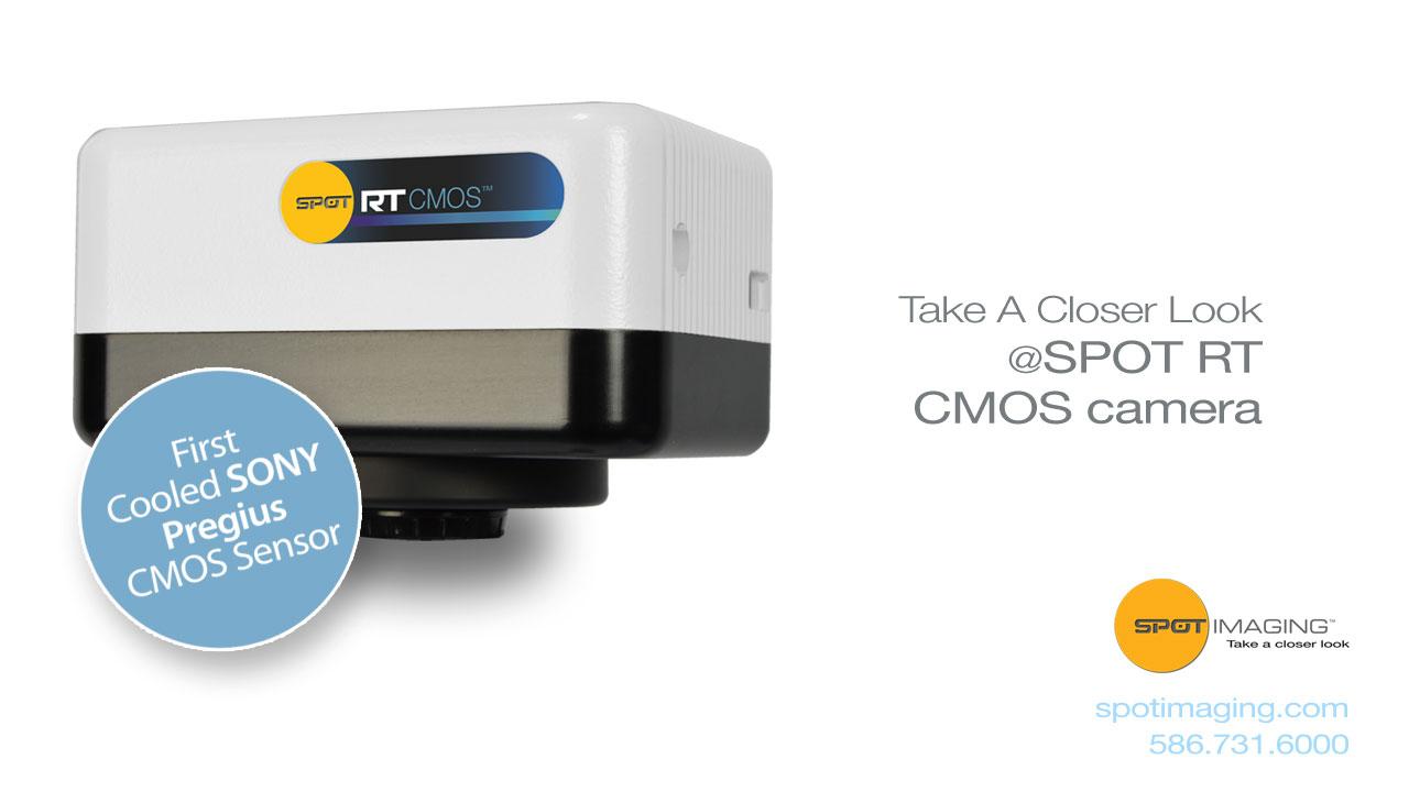 New RT sCMOS Camera