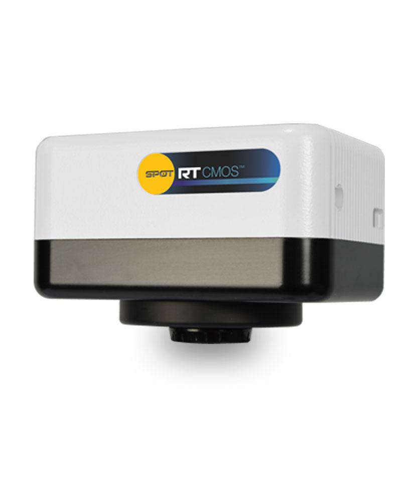 The SPOT RT sCMOS microscope camera