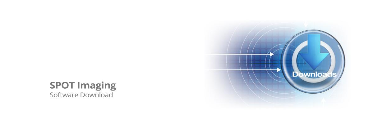 Software Downloads - SPOT Imaging
