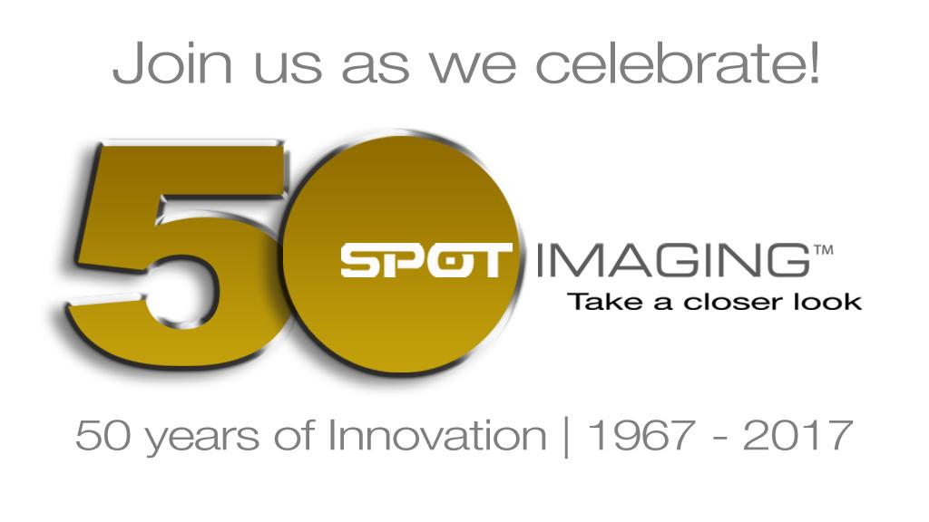 SPOT Imaging Celebrates 50 Years!