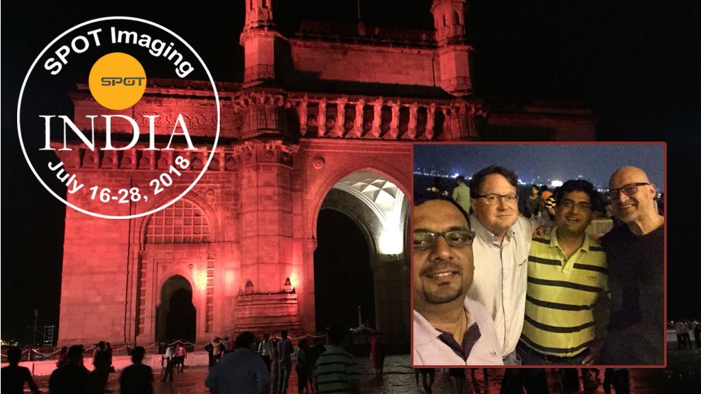SPOT Visiting India! July 2018