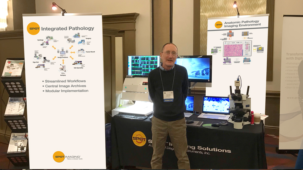 SPOT is exhibiting at APIII in Pittsburgh, PA
