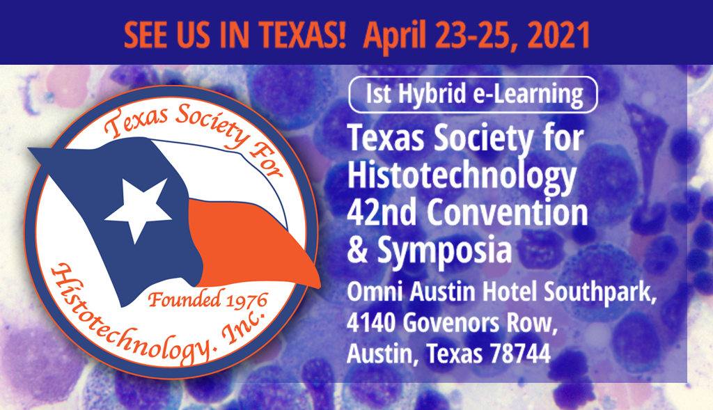 Visit Us at the Texas Society For Histotechnology