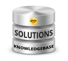 Searchable Knowledgebase of Technical Support Solutions and FAQs for SPOT Imaging Products