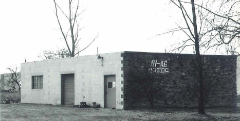 Original SPOT Imaging Building