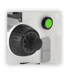 Ergonomic Microscope Image Capture Button