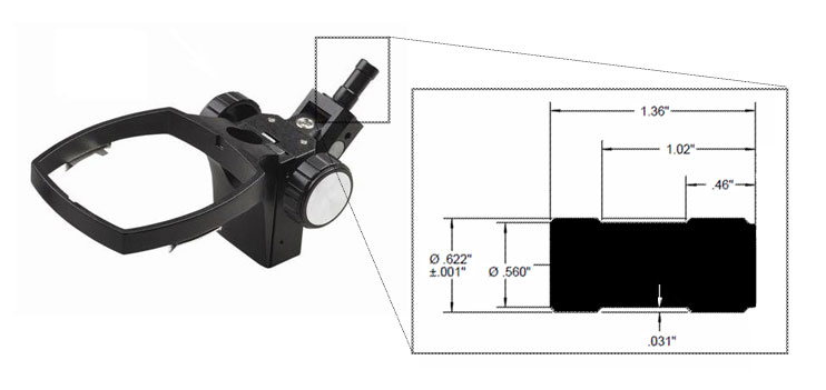Industry Standard Bonder Dowel Dimensions