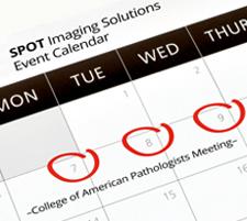 SPOT Imaging Trade Show Events Calendar