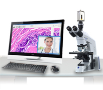 SPOTMeeting Microscope Imaging System for Pathology